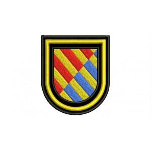 Parche Bordado UME (Unidad Militar de Emergencias)