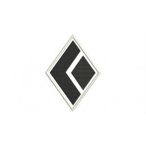 Parche Bordado BLACK DIAMOND