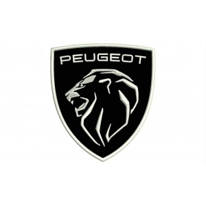 Parche Bordado PEUGEOT (Nuevo Logo)