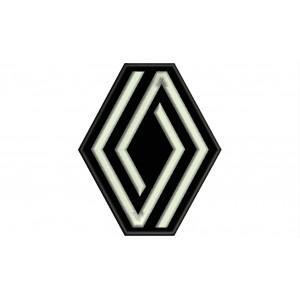Parche Bordado RENAULT (Nuevo Logo)