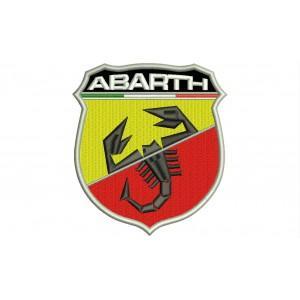 Parche Bordado ABARTH (Logo)