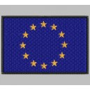 Parche Bordado Bandera EUROPA (UNION EUROPEA)