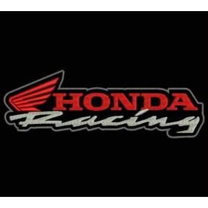 Parche Bordado HONDA RACING