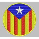 Parche Bordado ESTELADA AZUL (Circular)