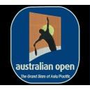 Parche Bordado AUSTRALIAN OPEN (V)