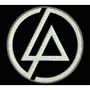 Parche Bordado LINKIN PARK (Color BLANCO)