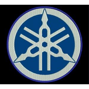 Parche Bordado YAMAHA (Logo)
