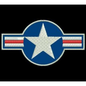 Parche Bordado US AIR FORCE (STAR)