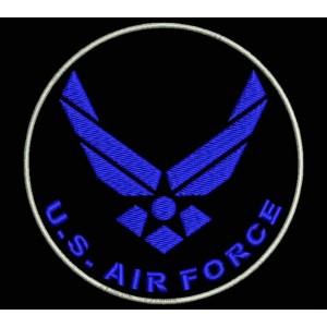 Parche Bordado US AIR FORCE (USAF)