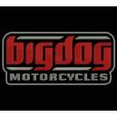 Parche Bordado BIGDOG MOTORCYCLES