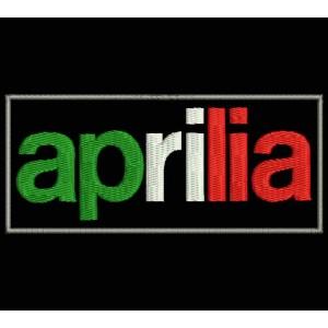 Parche Bordado APRILIA (Italia)