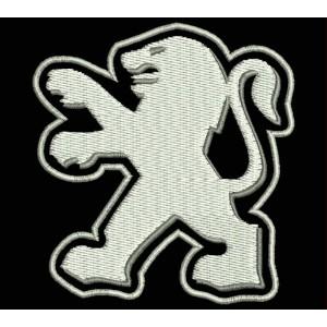 Parche Bordado PEUGEOT (Logo)