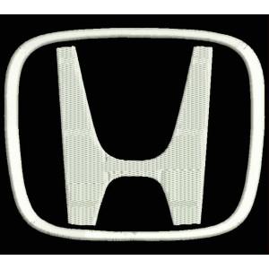 Parche Bordado HONDA (Logo)
