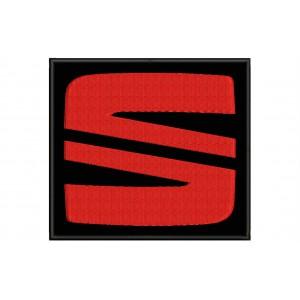 Parche Bordado SEAT (Logo)