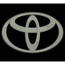 Parche Bordado TOYOTA (Logo)