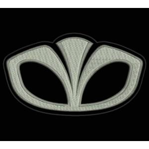 Parche Bordado DAEWOO (Logo)
