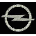 Parche Bordado OPEL (Logo)
