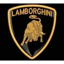 Parche Bordado LAMBORGHINI (Logo)