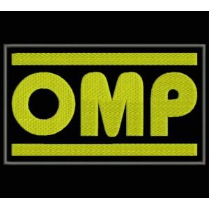 Parche Bordado OMP (Oficial 2012)