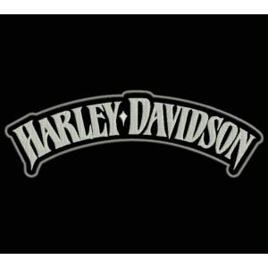 Parche Bordado HARLEY DAVIDSON (Letras 2)