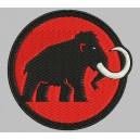 Parche Bordado MAMMUT (Logo)