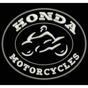 Parche Bordado HONDA MOTORCYCLES