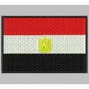 Parche Bordado Bandera EGIPTO