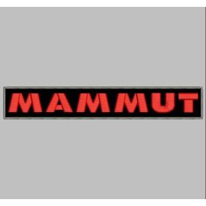 Parche Bordado MAMMUT (Letras)