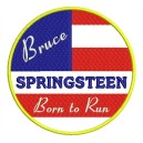 Parche Bordado BRUCE SPRINGSTEEN (Born to Run)