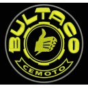 Parche Bordado BULTACO (Color AMARILLO)