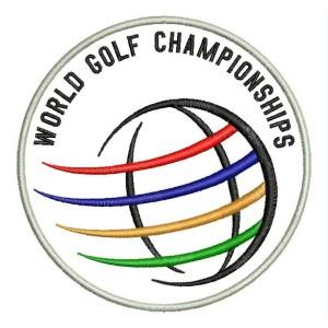 Parche Bordado WGC (World Golf Championships)