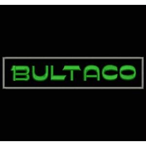 Parche Bordado BULTACO (Letras)