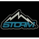 Parche Bordado STORM (Snow)