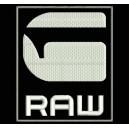 Parche Bordado G-STAR RAW (Color BLANCO)