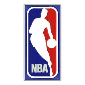 Parche Bordado NBA (National Basketball Association)