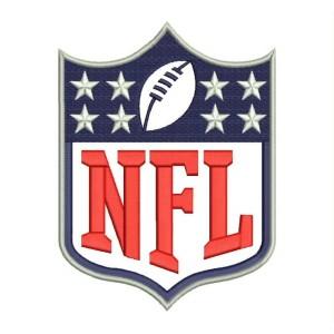 Parche Bordado NFL (National Football League)