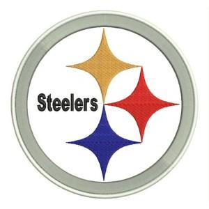 Parche Bordado PITTSBURGH STEELERS Logo (NFL)