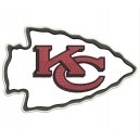 Parche Bordado KANSAS CITY CHIEFS Logo (NFL)