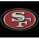 Parche Bordado SAN FRANCISCO 49ERS Logo (NFL)