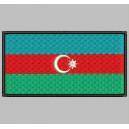 Parche Bordado Bandera AZERBAIYAN