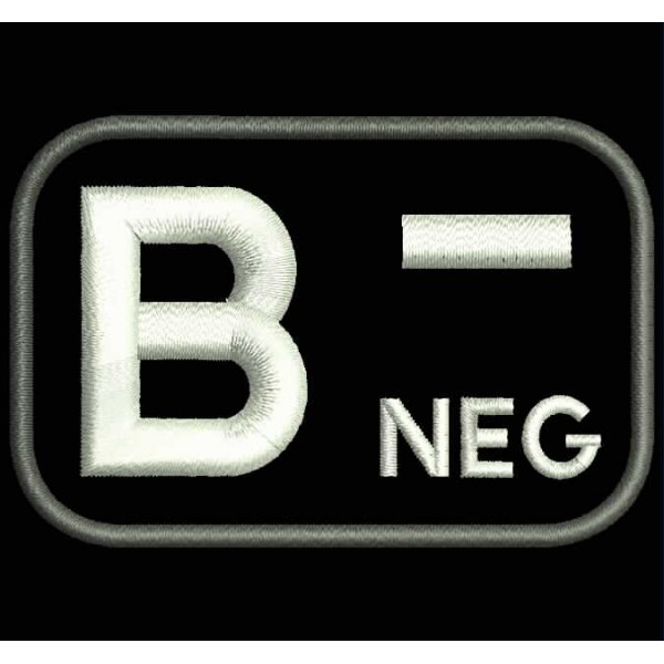 grupo sanguineo b negativo: