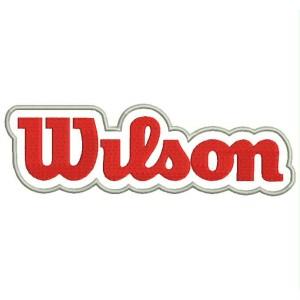 Parche Bordado WILSON (Letras)