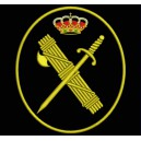 Parche Bordado GUARDIA CIVIL (Emblema)