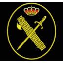 Parche Bordado GUARDIA CIVIL (Emblema)
