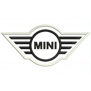Parche Bordado MINI (Logo)