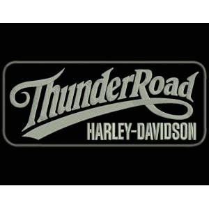 Parche Bordado THUNDER ROAD HARLEY-DAVIDSON