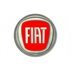 Parche Bordado FIAT (Nuevo)