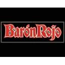 Parche Bordado BARON ROJO (Bordado ROJO / Fondo NEGRO)