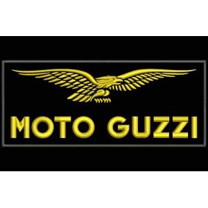 Parche Bordado MOTO GUZZI (Logo)
