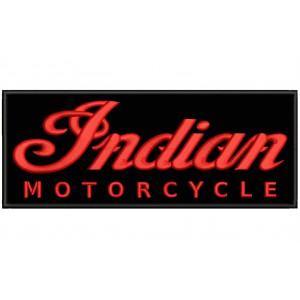 Parche Bordado INDIAN MOTORCYCLE